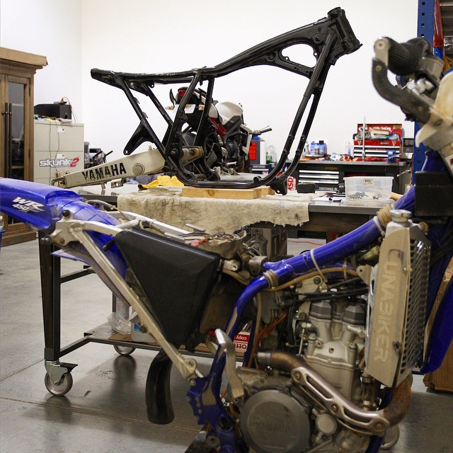 Motodemic YCB450F