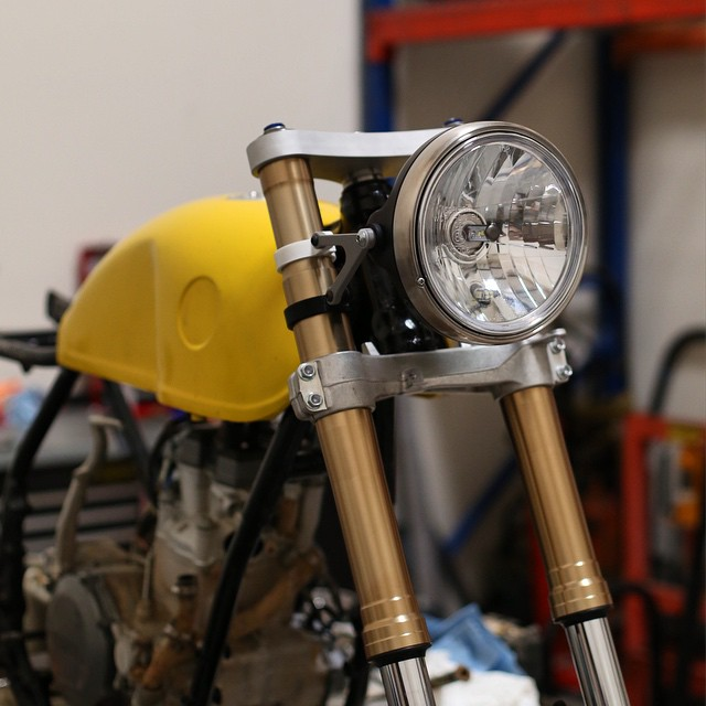 Motodemic Headlight Brackets GSXR