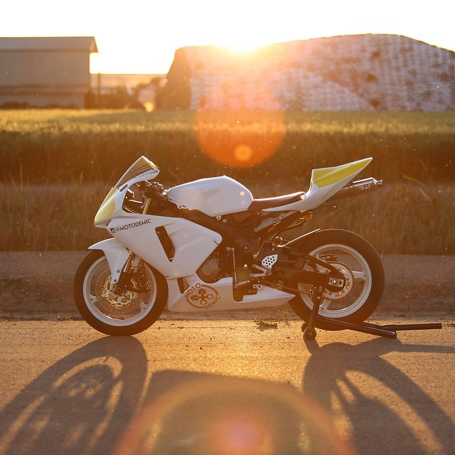 Track Honda CBR600RR