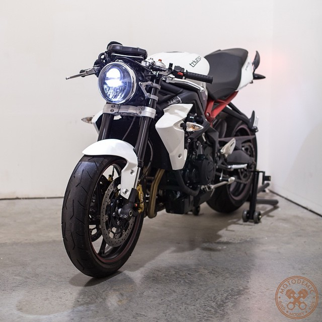 7 Inch Led Headlight Motodemic