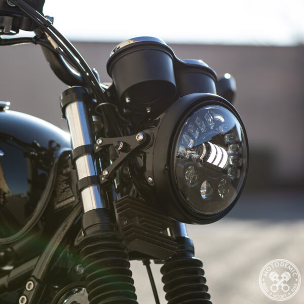 Bonneville LED Headlight - Adaptive