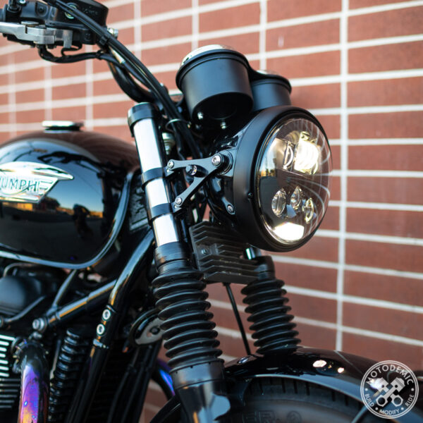 Bonneville LED Headlight - Evo S