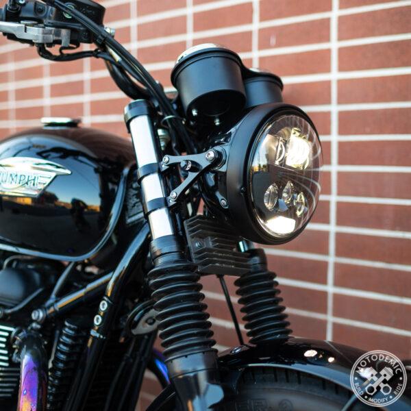 Bonneville LED Headlight - Evo S