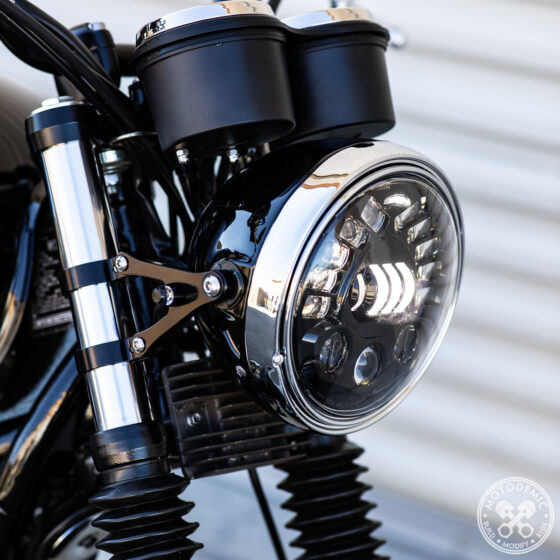 Bonneville LED Headlight Adaptive