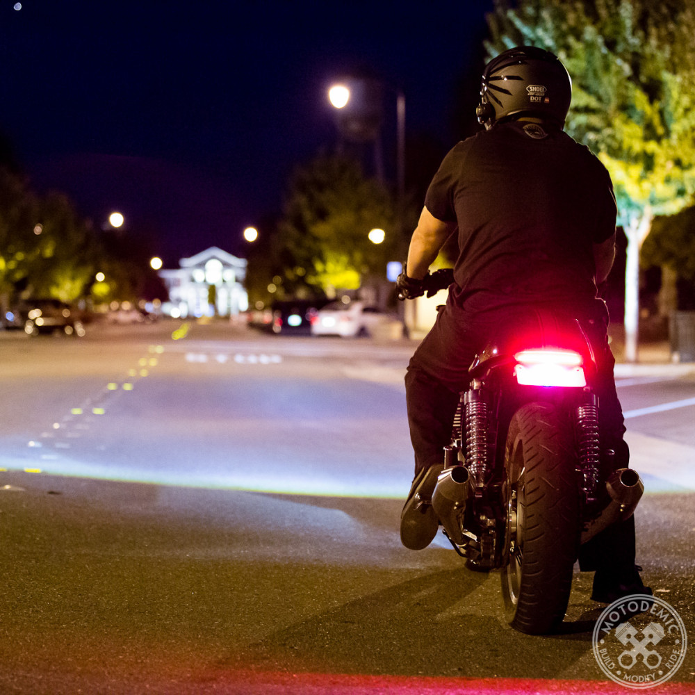 MOTOBOX Slimline LED