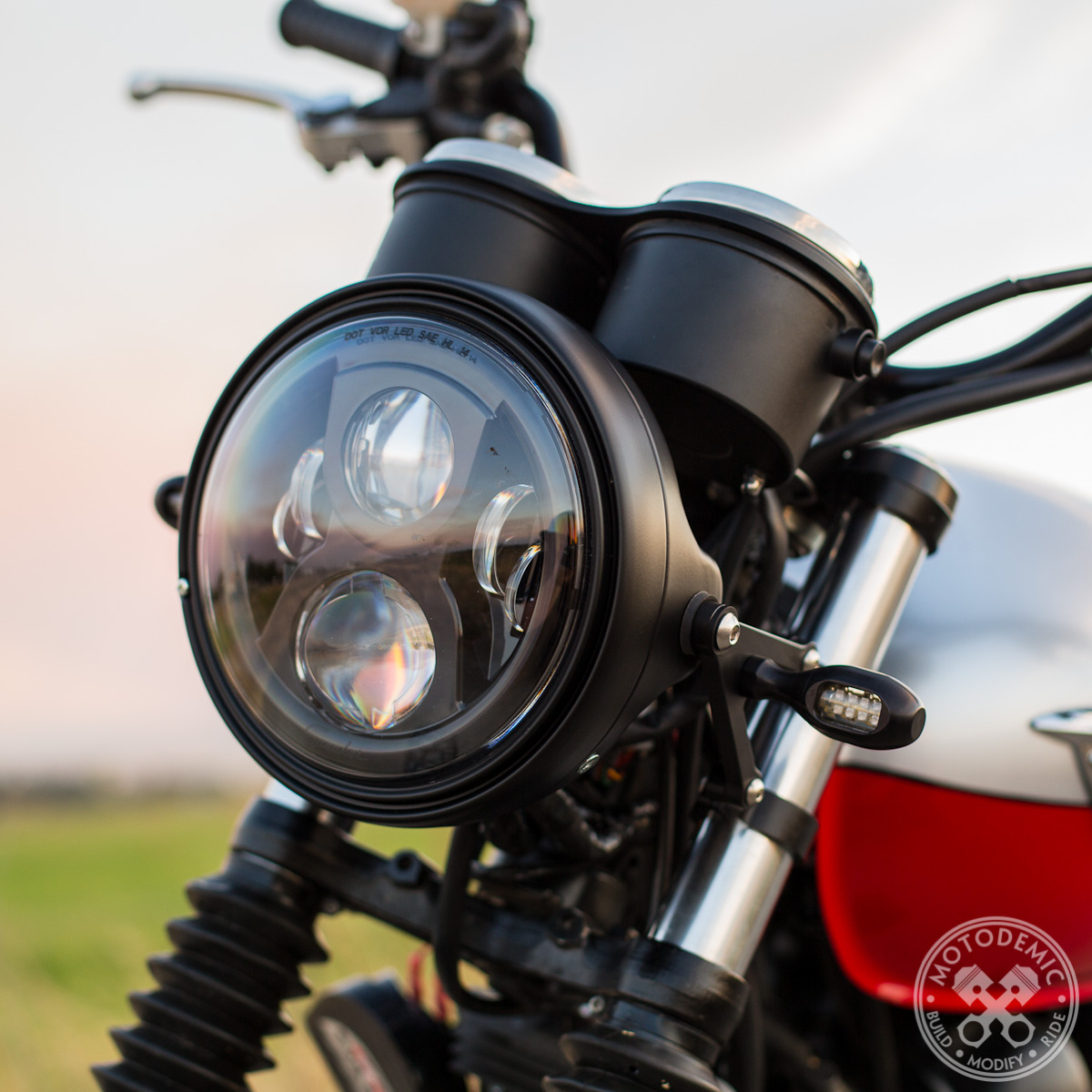 Ducati  Led Headlights