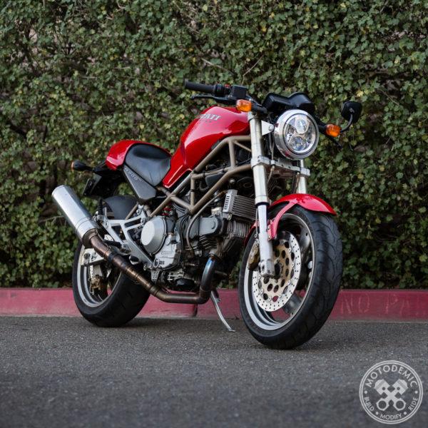 LED Headlight for Ducati Monster & SportClassic
