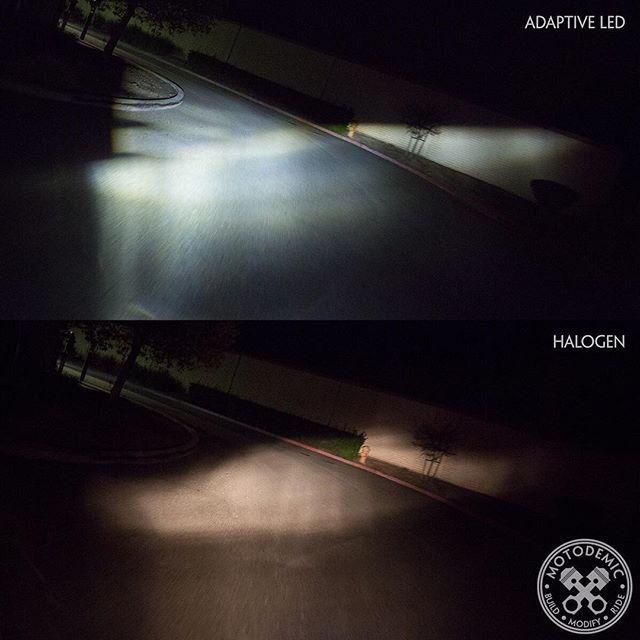 Adaptive LED Comparison