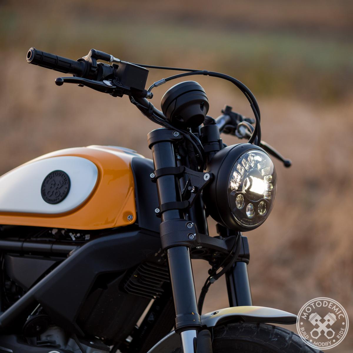 Ducati Adaptive Lighting