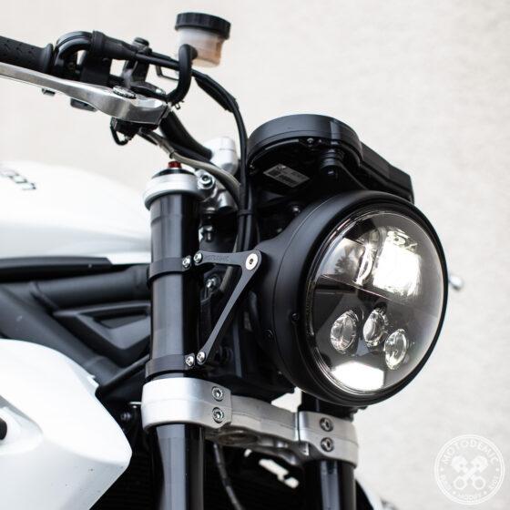 Street Triple Single Headlight Conversion 675 V2