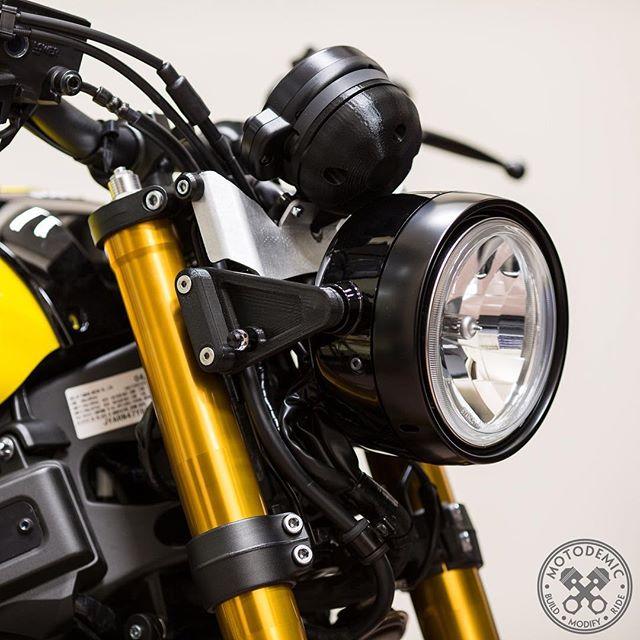 XSR900 Refined
