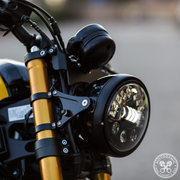 XSR900 7 Inch Headlight Conversion - Adaptive