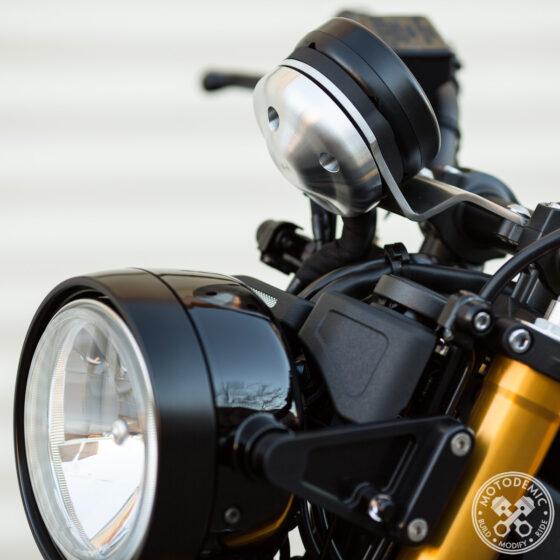 XSR900 Gauge Cover