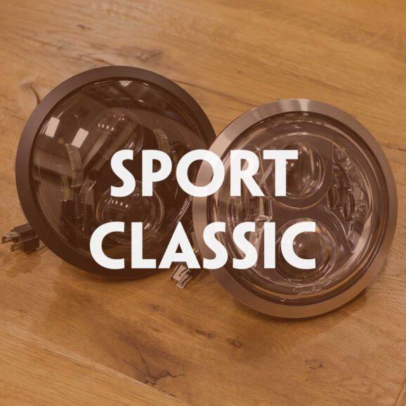LED Headlight Upgrade for SportClassic