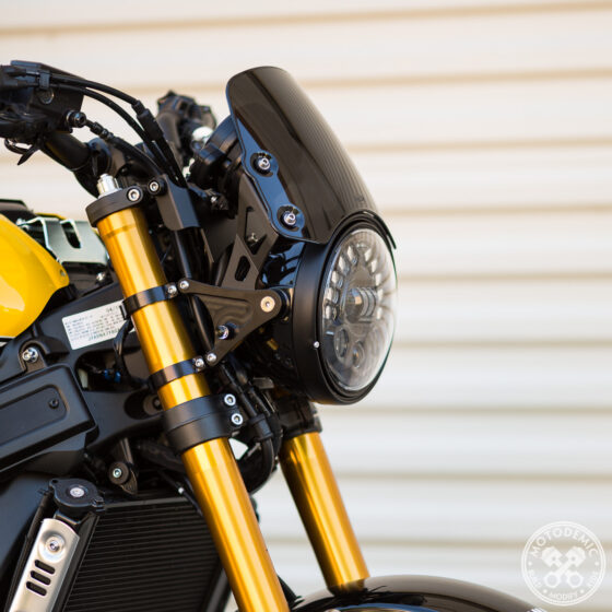 XSR900 Flyscreen - Short