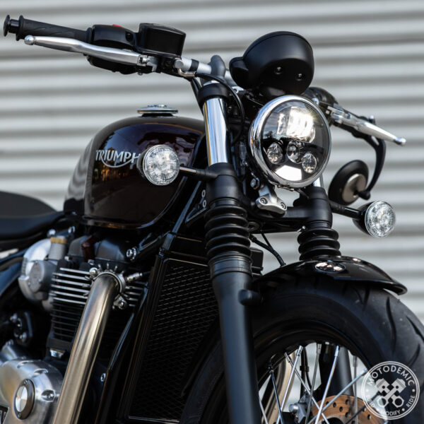 Triumph Bobber LED Upgrade Evo S