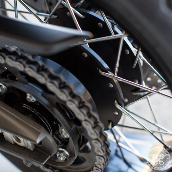 XSR900 Spoked Wheel Conversion