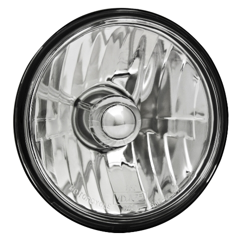 5 3-4 inch Diamond Cut Ice Headlight