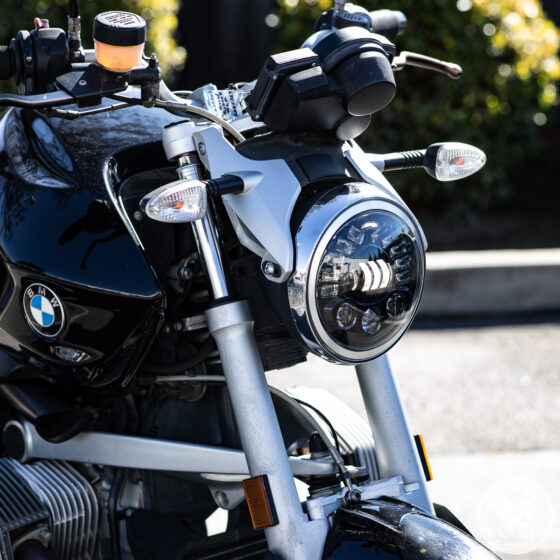 BMW R1200R LED Upgrade
