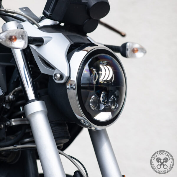 BMW R1200R LED Upgrade