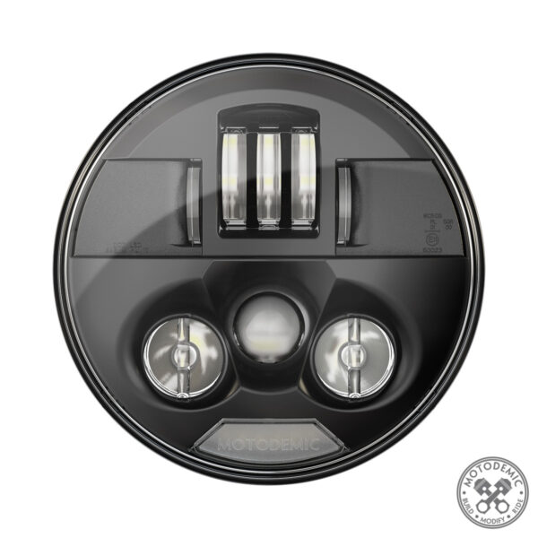 Evo S LED Headlight - Black