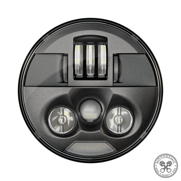 Evo S LED Headlight - Graphite
