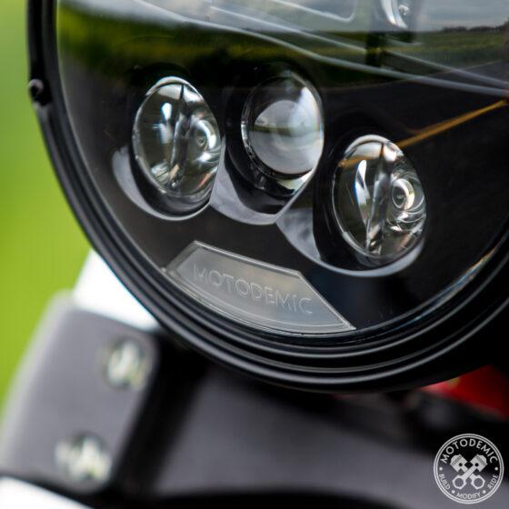 Evo S LED Headlight