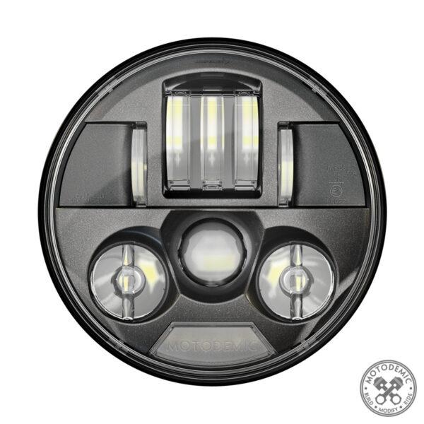 Evo S LED Headlight - Graphite