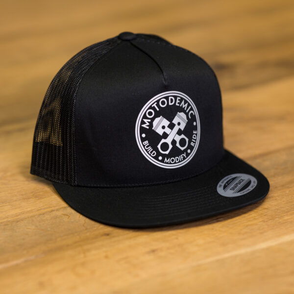 MOTODEMIC Hat Round II