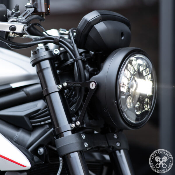 Street Triple 765 Single Headlight Adaptive