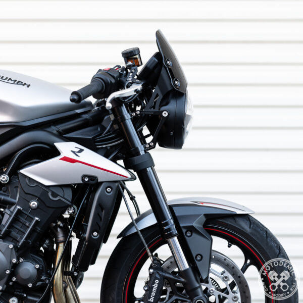 Street Triple Flyscreen - Short